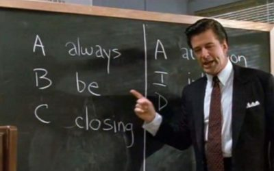 Always Be Closing – A new take on a worn-out sales Strategy